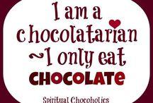 CHOCOLATE = love