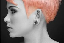 Pixie cuts / by p!ay hair lounge