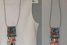 Smycken i textil