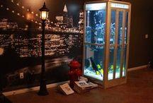 Fish Tanks / Creative fish tanks