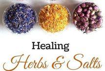 bath herb bags