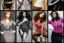 Promoting a Healthy Curvy Full Figured Woman / Images and Ideas that celebrate and embrace a woman with curves