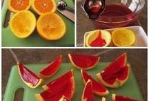 Food Styles and Tricks / Food decoration tips and tricks, ideas and easy food DIYs.