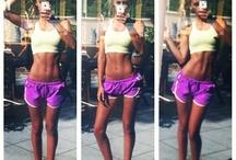 Fitness / by Miranda Tyson