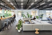 Best Workplace Design Projects /  Top Office Design projects for  Worker Well-being, Health and Productivity