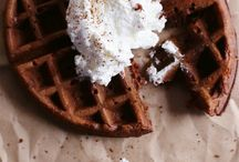 And tomorrow we're having waffles!!!! / by Jennifer Leung