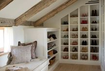 Schlafzimmer + Ankleide