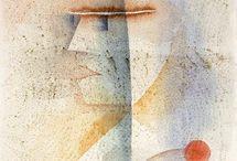 Art / Sanata dair.. Empresyonizm, dışavurumculuk, kübizm, soyut sanat, sürrealizm vb. akımlarından sanat eserleri..