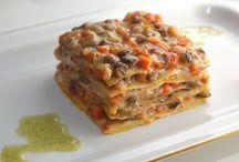 Recipes - Pasta * Lasagne * Cannelloni