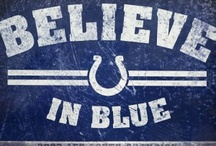 The Colts / The Indianapolis Colts <3 / by Angela Givens
