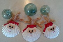 "Christmas ornaments of ""Nature"""