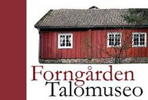 Forngården - Forngårdenin talousmuseo - Forngården Folk Museum / Museet ligger i Snappertuna kyrkoby och visar boendet i skärgården på 1800-talet.   Täällä ulkoilmamuseossa on mahdollista tutustua siihen, miten 1800-luvun puolivälin saaristotilalla asuttiin.  This outdoor museum is located in Snappertuna Church Village and is an exhibition of how people lived at a archipelago homested around the middle of the 1900 century. #EKTAMuseumcenter #Forngården