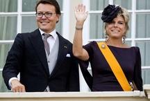 Blauw bloed = Prinsen & Prinsessen Nederland