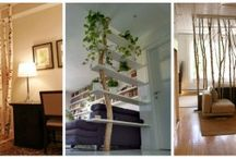 Amenajari si decoratiuni din lemn