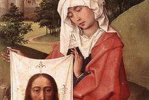 Pintura Flamenga e Holandesa / Pinturas da renascença e barroco nos Países Baixos.