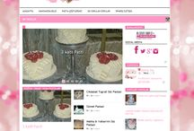 hobby  blog themes / food blog themes-blogger