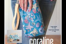 Handbag Kits - SWOON / The fabulous kits supporting the awesome designs of SWOON sewing patterns