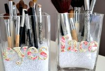 Makeup organization ideas