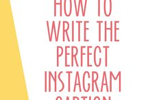 ∆ instagram tips and tricks ∆ / For bloggers, creative biz owners and plain ol' photo addicts