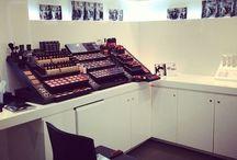 Future makeup room!