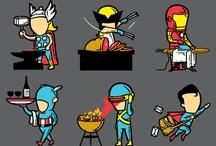 Funny Superheros