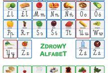 Zdrowy alfabet