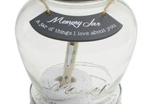 Memory Jars / The Splosh Memory Jar is designed for recording life's special moments, memories and milestones. By recording these moments, no matter how big or small, your memories will never be forgotten.