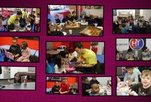 MLK Day Camp / We had a blast at M.Y. Taekwondo's day camp! What a great way to celebrate MLK Day!