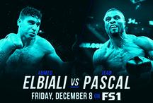Ahmed Elbiali vs Jean Pascal BOXING Dec 8 on FS1