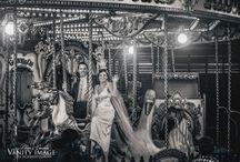 Ślub w lunaparku / BEZ BEZY ślubne Inspiracje