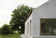 Barn house - simplicity - modern house