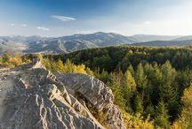Podkarpackie: Bieszczady / The Bieszczady Mountains. The Living Legend.