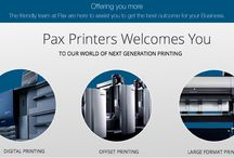 Printing / Digital, Offset and Large Format Printing