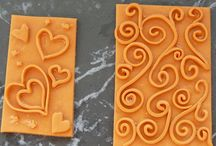 Stamps, molds