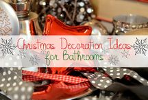 Christmas at Home / Christmas decoration ideas and christmas crafts for all the family!