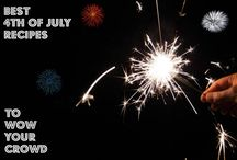 4th of July / Fun recipes, crafts, and party ideas for 4th of July