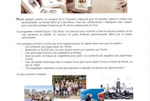 Les différents thèmes de séjour au Grand Hôtel de Cala Rossa / Forfaits remise en forme ou lâcher-prise, vacances de Pâques ou de la Toussaint...