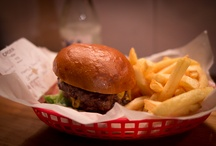 Burgers / Hamburgers I eat or want to eat. Maybe a tip or two about how to make the perfect burger.