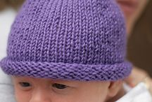 Purple hats
