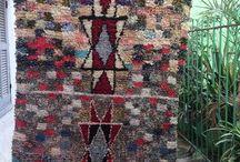 Boucherouite Carpets