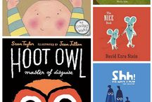 Story Time / Our favorite children's books, comics, and YA Literature.