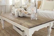 Coffee Table Top Decor