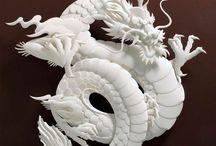 dragons japonais