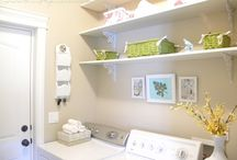 Ideas for My Laundry Room
