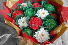 Cupcake Bouquets by Cre8ive Cakes