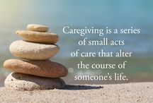 Caregiver Families.com / Quotes that provide encouragement and support for caregivers of loved ones with Alzheimer's and dementia.