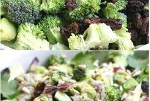 Salads / by Mendi Coke