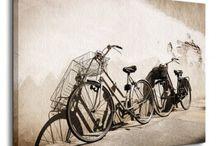 Rzeczy do kupienia / http://www.galeriaplakatu.com/kompozycje/stare-rowery-wlochy-obraz-na-plotnie-2