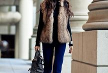 Colete Outfit  / Fashion Trend.. What else?,