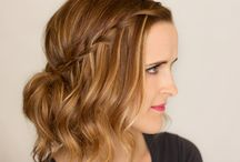 Hairstyles - Updo / Updos for weddings, special events, or general loveliness.